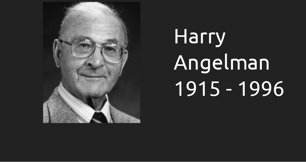 Harry Angelman 2